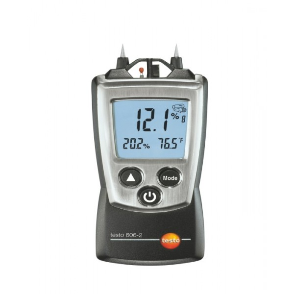 thermo-hygrometer and moisture meter