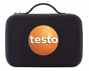 Testo 0516 0260 VAC Smart Case for Storage and Transport-