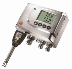 Testo 6681 Industrial Humidity Transmitter-