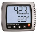 Testo 608-H1 Thermohygrometer, Temperature, Humidity & Dew Point, -20 to +50 °Ctd-