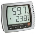 Testo 608-H2 Thermohygrometer, Temperature, Humidity & Dew Point, -40 to +70 °Ctd-