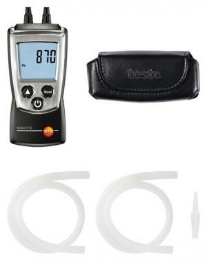 Testo 510 differential manometer kit.