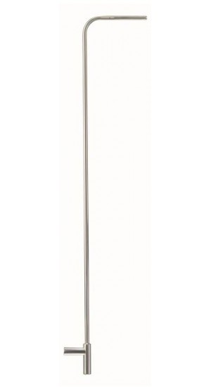 Testo 0635 2345 Pitot Tube, Stainless Steel, 1000mm-