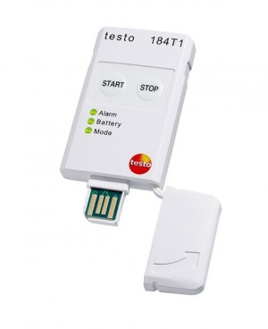 Testo 184-T1 USB Temperature Data Logger, 90 days-
