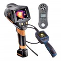 Testo 875i-1 Thermal Imager Kit - Includes R8500 Video Inspection Camera & LM-8000 Environmental Meter for FREE-