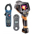 Testo 875i-1 Thermal Imager Kit - Includes R5020 Clamp Meter & LM-8000 Environmental Meter for FREE-